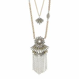 City of Light Two-Row Necklace